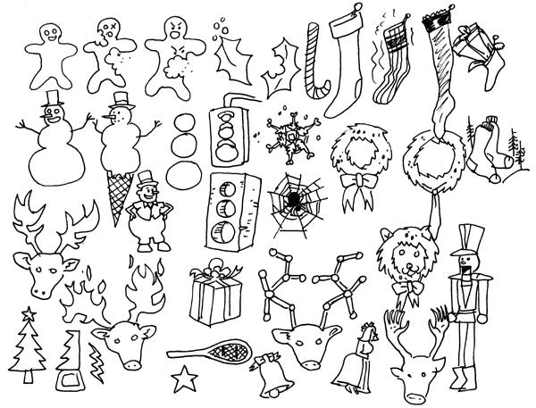 Christmas Card Ideas To Draw Quoteslol roflcom